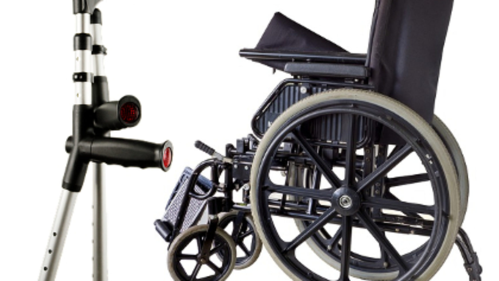 Alquiler y venta de silla de ruedas y muletas